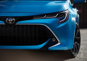 AU-Spec 2019 Toyota Corolla; Hybrid For All Variants