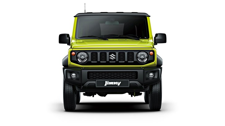 2018 Suzuki Jimny AllGrip