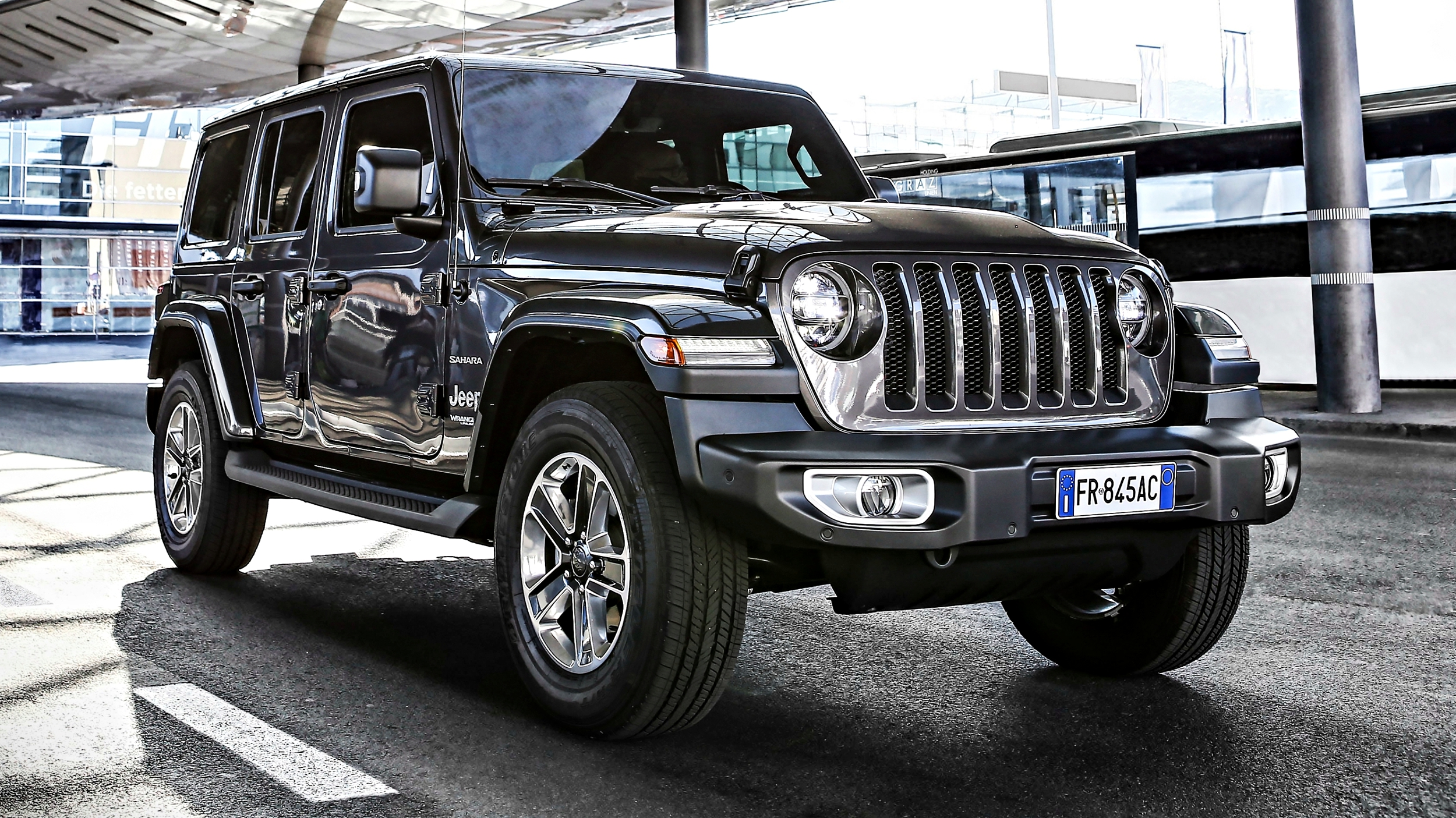 news 2019 jeep wrangler detailed ahead of euro launch. Black Bedroom Furniture Sets. Home Design Ideas