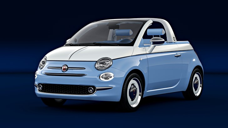 2018 Fiat 500C Spiaggina – Garage Italia & Pininfarina