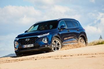Hyundai Australia Details All-New Santa Fe