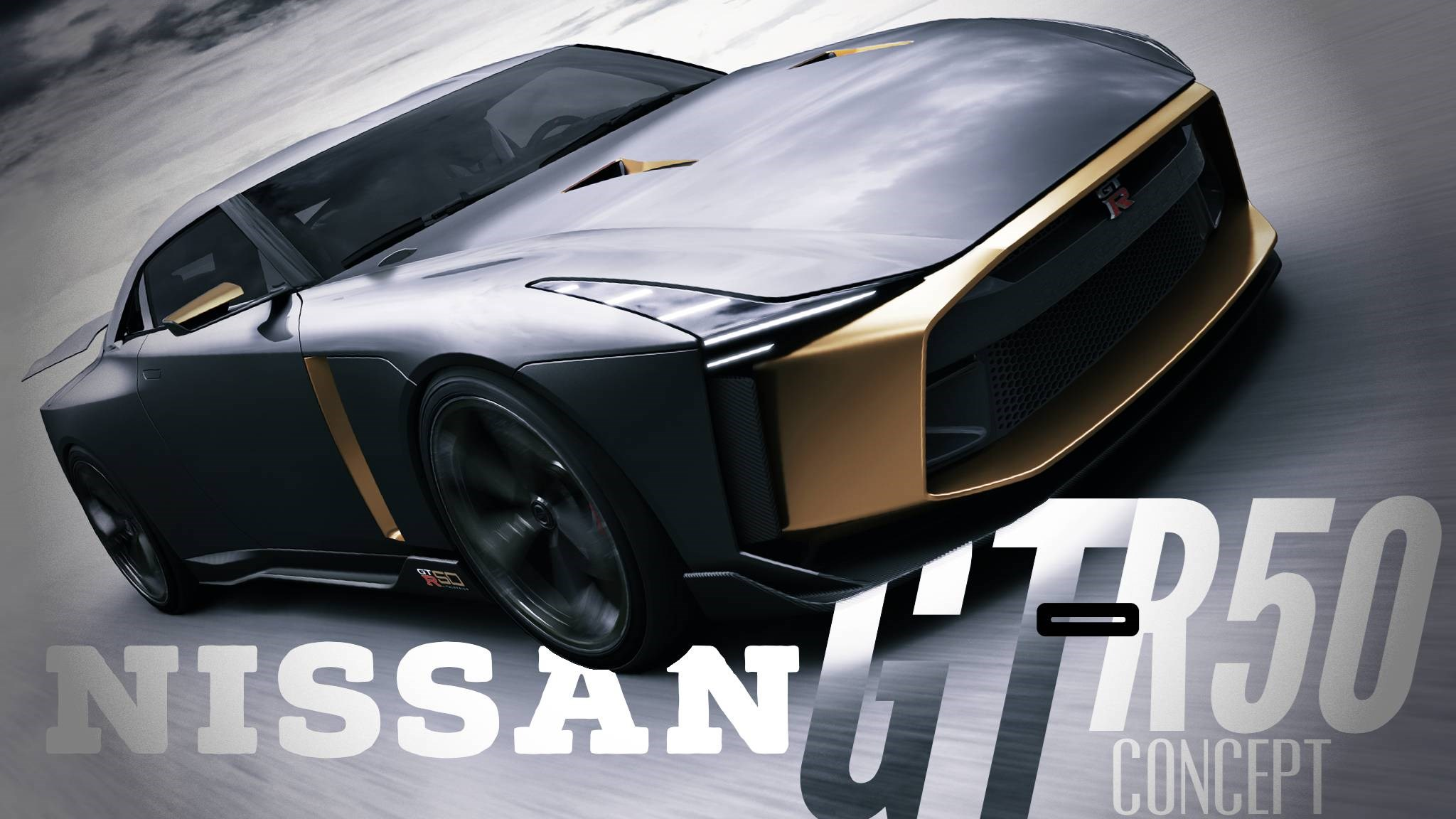 Nissan & Italdesign Team Up For GT-R50 Commemorative Edition
