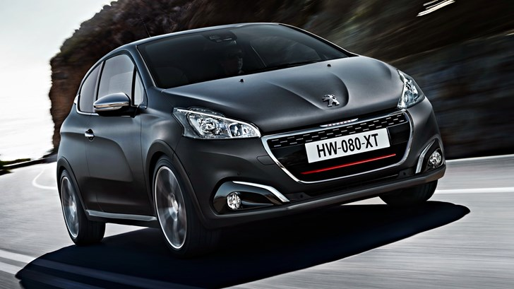 News 2019 Peugeot 208 Gti Might Gain Electric Variant Report