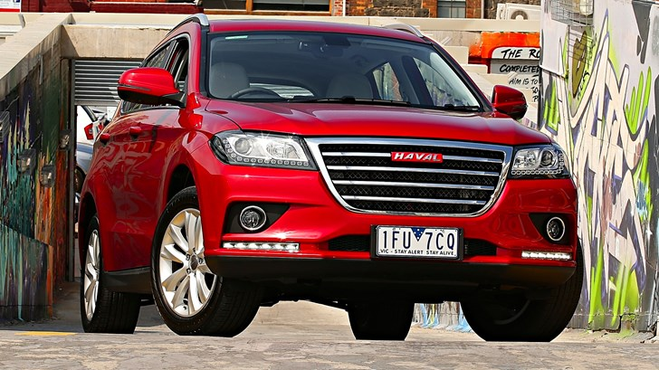 Haval H2, H6 Now $1000 Cheaper To Drive-Away – Gallery
