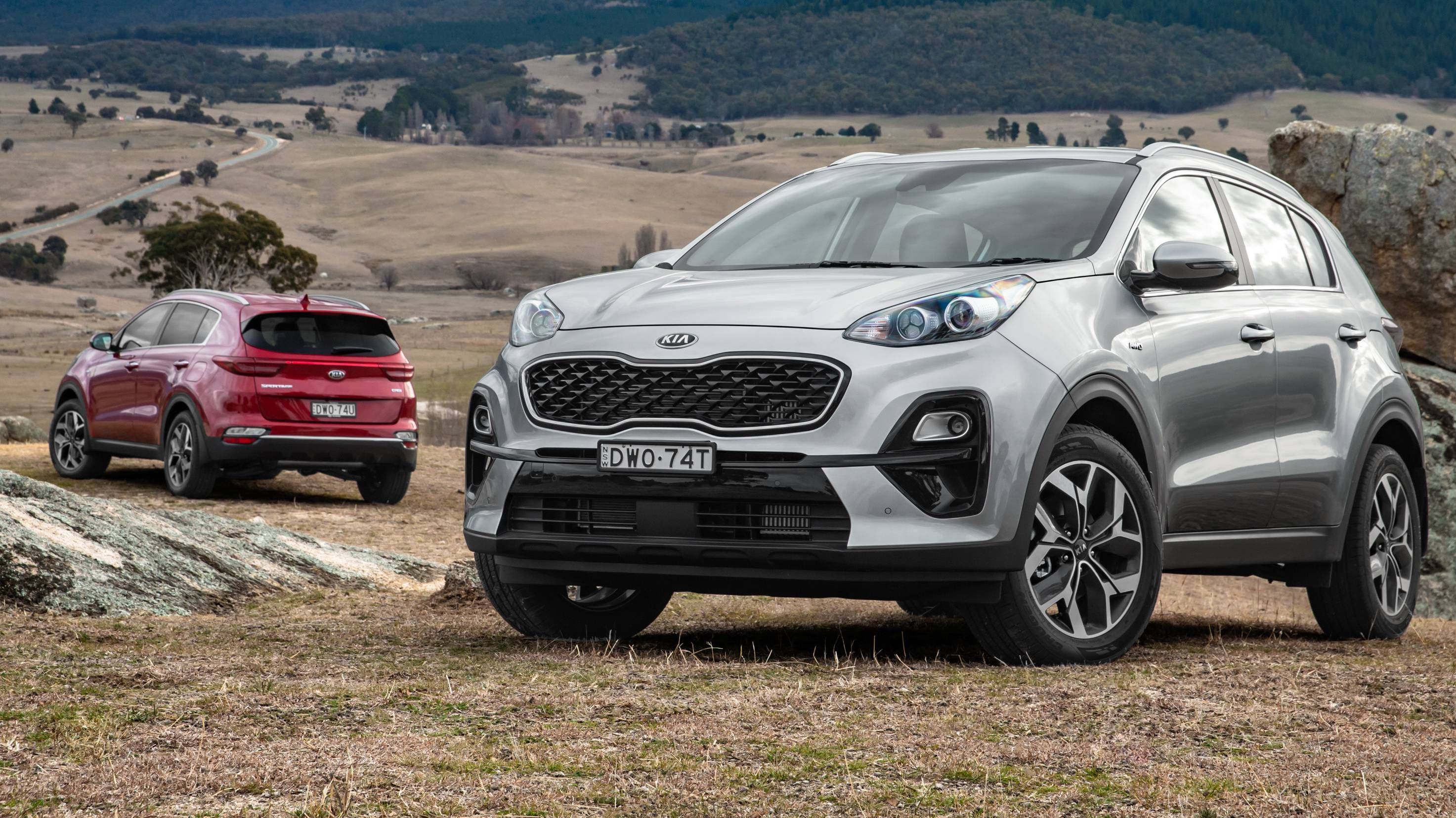 News Facelifted Kia Sportage Gets Spec Bump For 2019