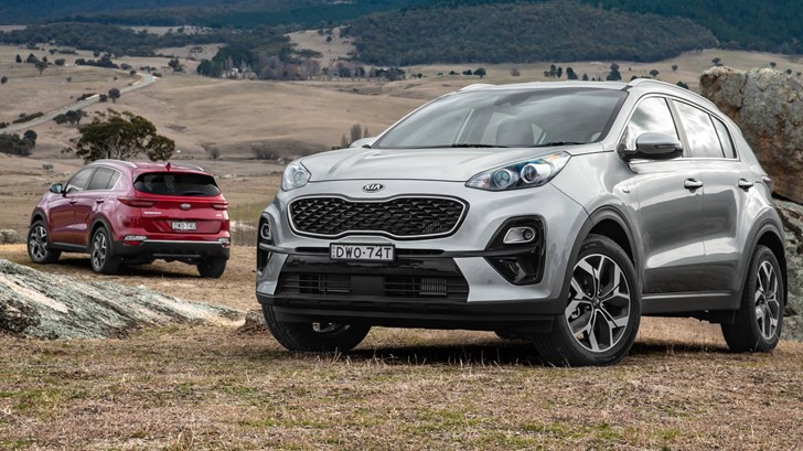Facelifted Kia Sportage Gets Spec Bump For 2019