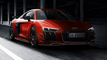 2018 Audi R8 V10 Plus Audi Sports Performance Parts Edition