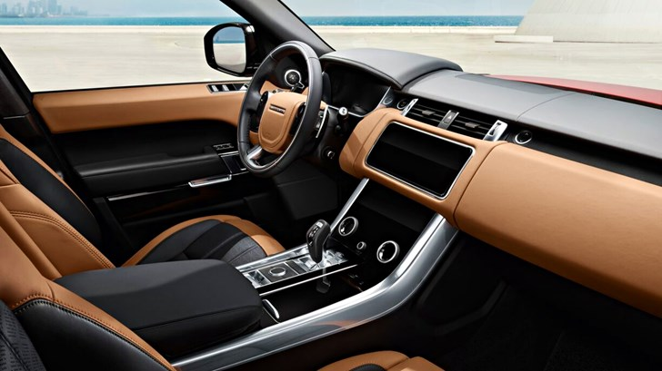 2019 Range Rover Sport P400e