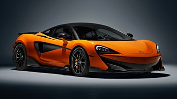 2019 McLaren 600LT – Super Series