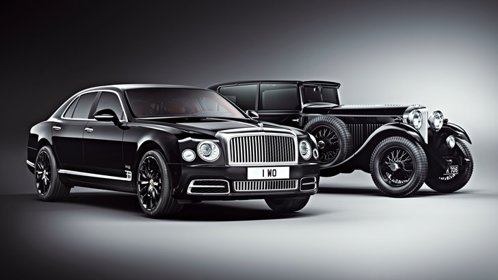 2019 Bentley Mulsanne W.O. Edition