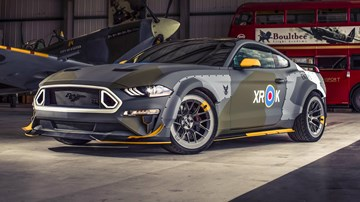 Ford Reveals The Eagle Squadron Mustang GT