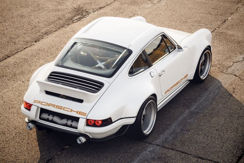 Singer-Williams' DLS - Truly The Ultimate Air-Cooled 911 Thumbnail