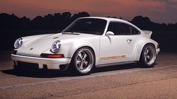 Singer-Williams' DLS - Truly The Ultimate Air-Cooled 911