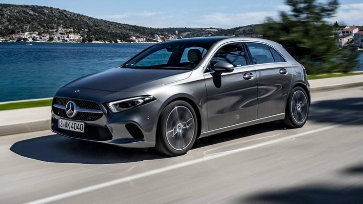 W177 Mercedes-Benz A-Class Gets AU Pricing, Specs