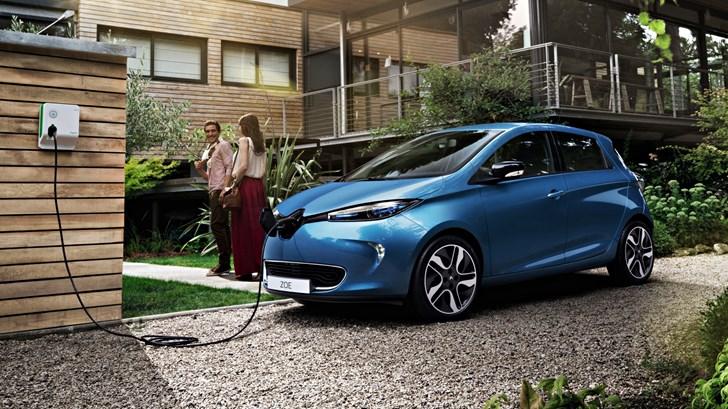 2018 Renault Zoe Intens