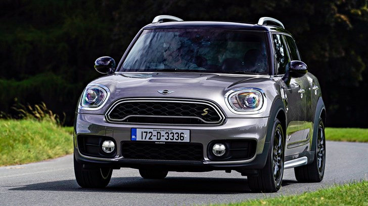 2018 Mini Countryman Cooper S E Plug-In Hybrid