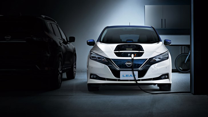 News Nissan Leaf E Plus With 320km Range Coming 2019