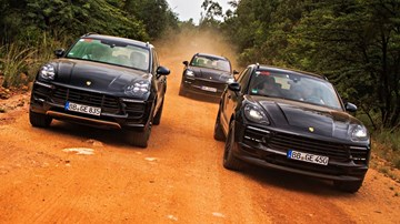 Porsche Teases Facelifted Macan Ahead Of Global Reveal