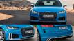 2019 Audi TT Leaks On Instagram