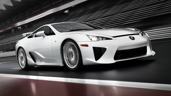 Lexus Boss Extols Hybrid Tech, Hints At New F Supercar