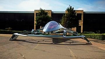 2018 Aston Martin Volante Vision Concept