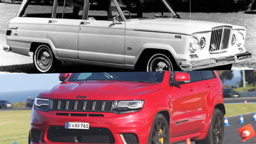 Does Jeep Have A Grand Wagoneer Trackhawk In The Works?