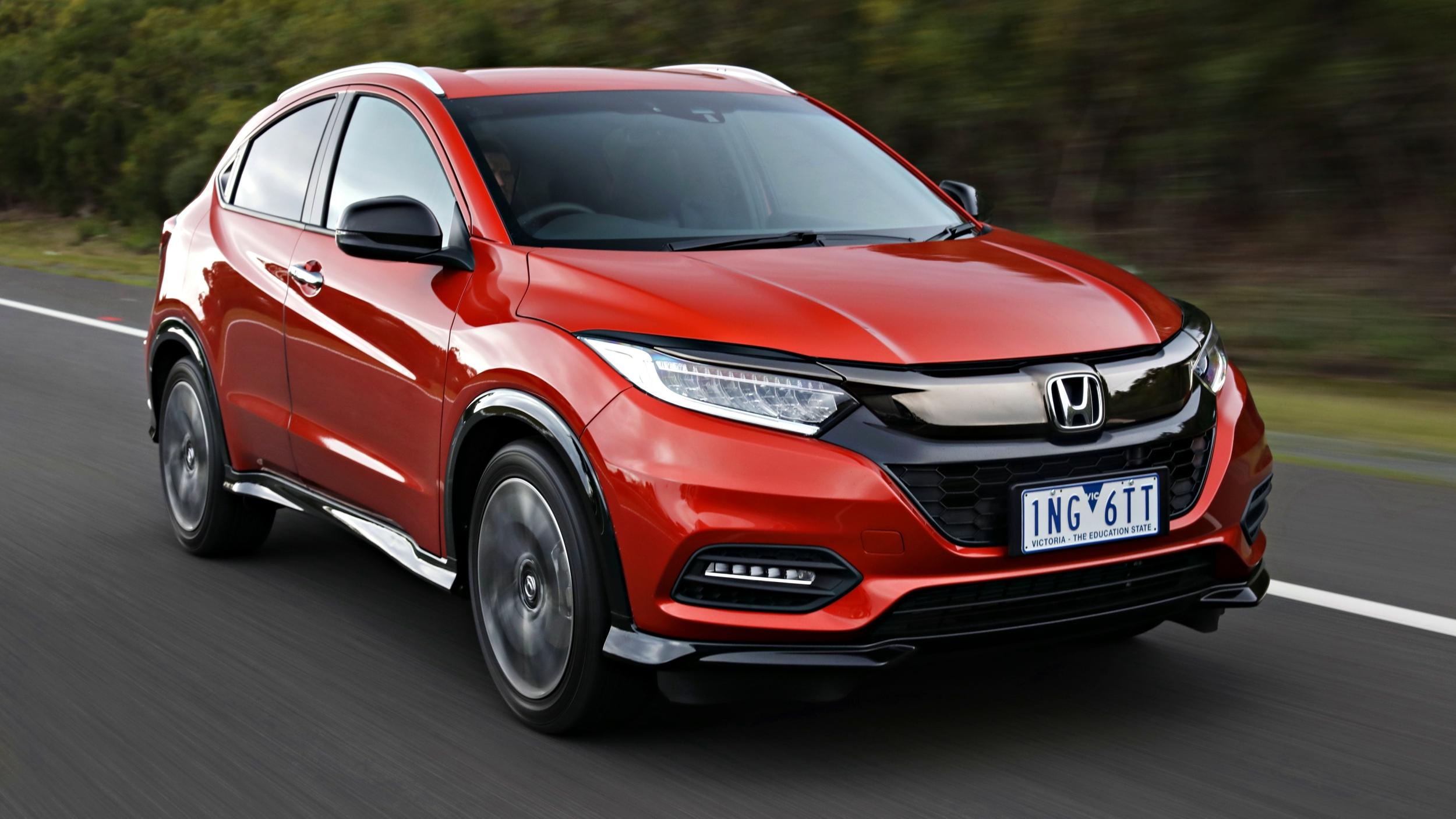 News - 2019 Honda HR-V Gains RS Variant, More Kit
