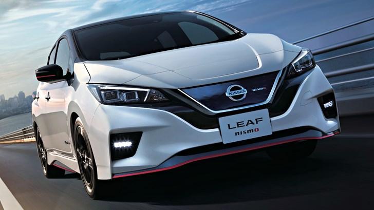 2018 Nissan Leaf NISMO