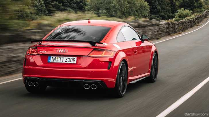 News Audis Facelifted Tt Range Coincides With 20th Anniversary