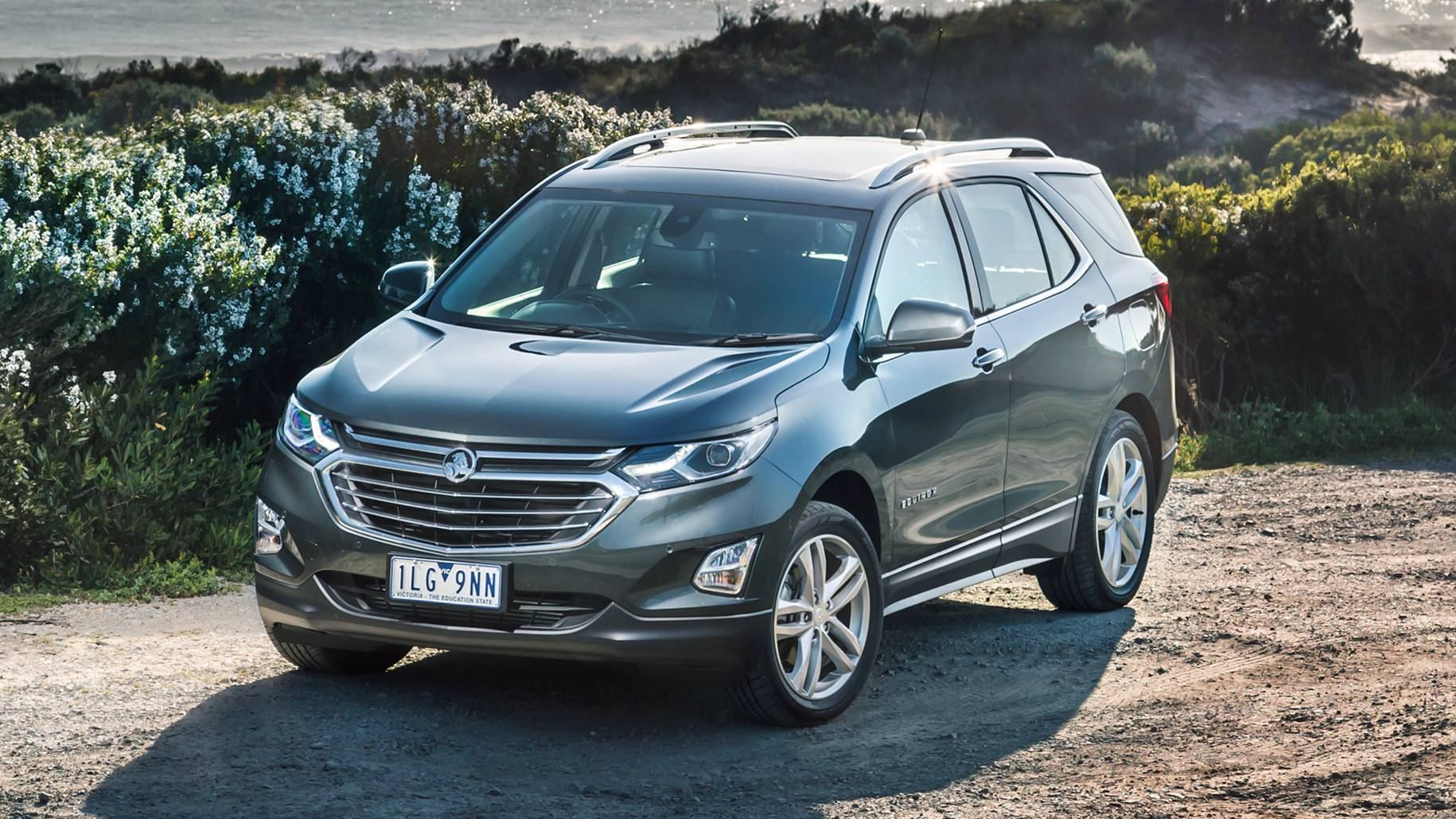 Toyota Highlander Lease >> Review - 2018 Holden Equinox - Review