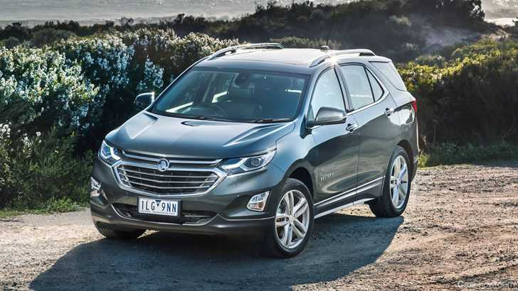 review 2018 holden equinox review