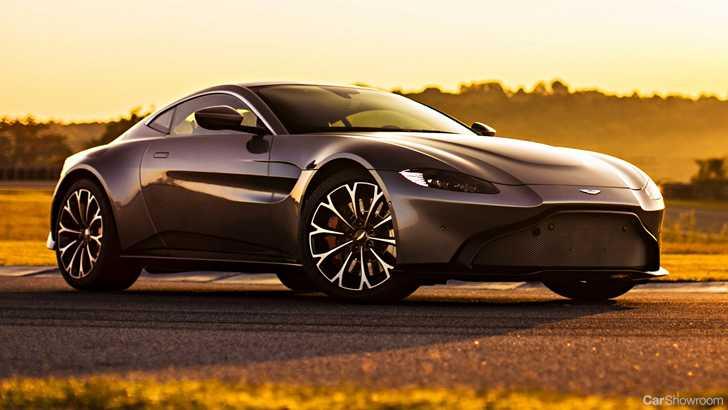 News Aston Martin Vantage V To Offer Manual Thrills Report - 2018 aston martin v8 vantage