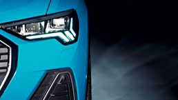 Audi Begins Teasing 2019 Q3 SUV