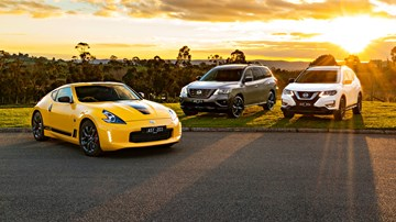 Nissan Releases N-Sport Editions Of X-Trail, Pathfinder, 370Z – Gallery