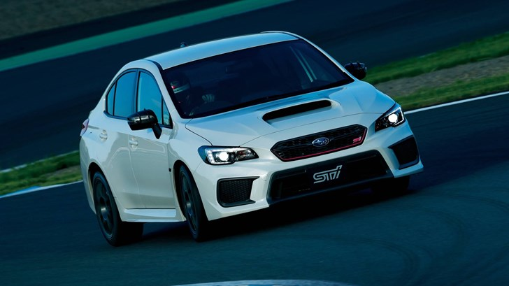 Subaru Debuts WRX Type RA-R To Mark 30 Years Of STI