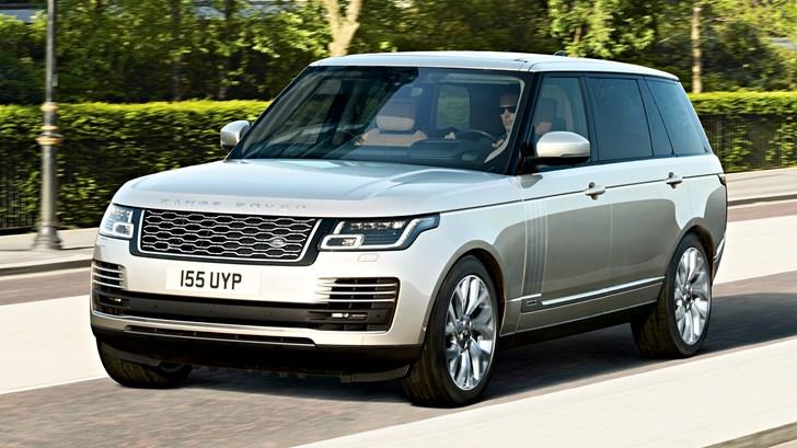 2019 Range Rover (LWB)