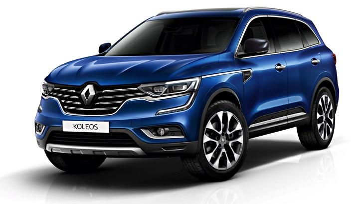 2018 Renault Koleos S-Edition