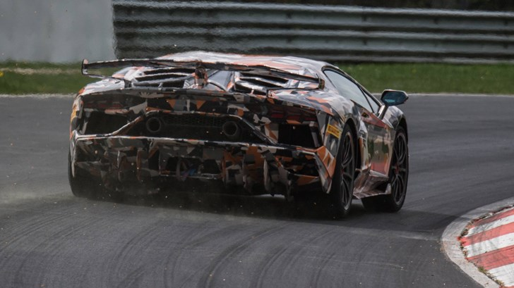 Aventador SVJ Retakes Nurburgring Crown For Lamborghini
