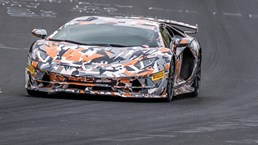 2019 Lamborghini Aventador SVJ - Nurburgring - Onboard