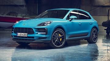 Porsche Unveils Facelifted Macan In Shanghai