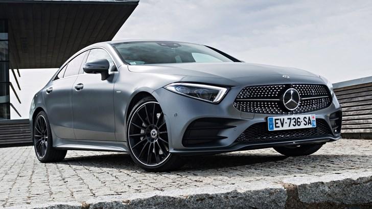 2018 Mercedes-Benz CLS450 Edition 1