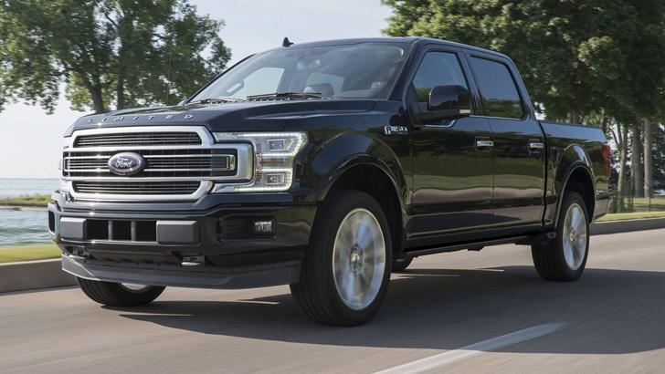 2019 Ford F-150 Limited Gets Raptor's 335kW Bi-Turbo V6