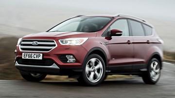 Ford Europe Will Focus On SUVs, Vans – Gallery