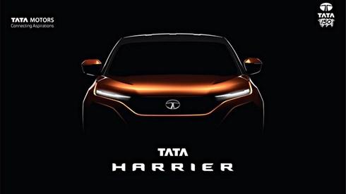 Tata 'Harrier' To Push Brand (Kinda) Upmarket – Gallery