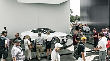 Polestar 1 To Make North American Debut In Monterey – Gallery