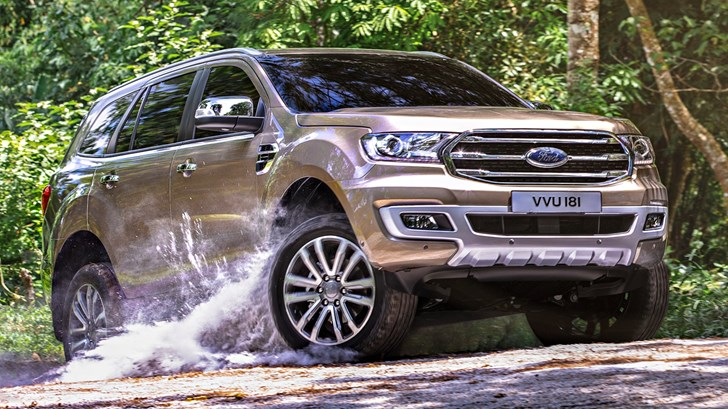 News 2019 Ford Everest Gains Raptor Heart And Aeb