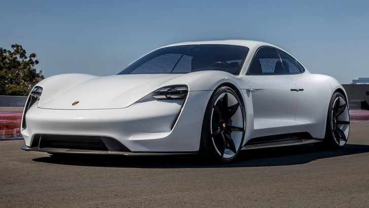 2019 Porsche Taycan To Boast 447kW, Over 500km Range
