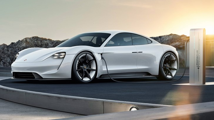 2019 Porsche Taycan To Boast 447kW, Over 500km Range