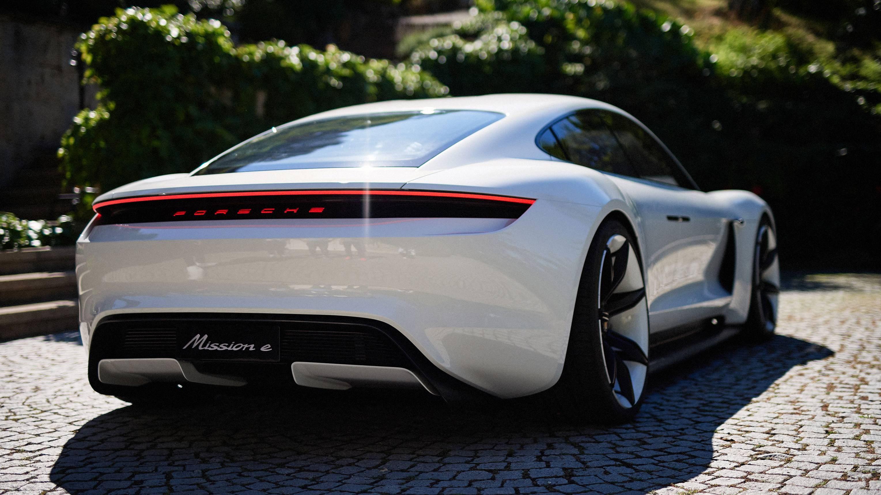 2019 Porsche Taycan To Boast 447kW, Over 500km Range Thumbnail