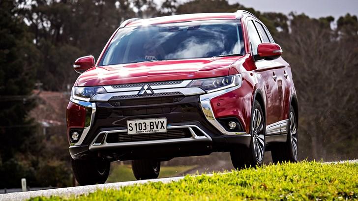 2019 Mitsubishi Outlander Exceed